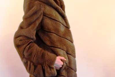 Fur coats made to order